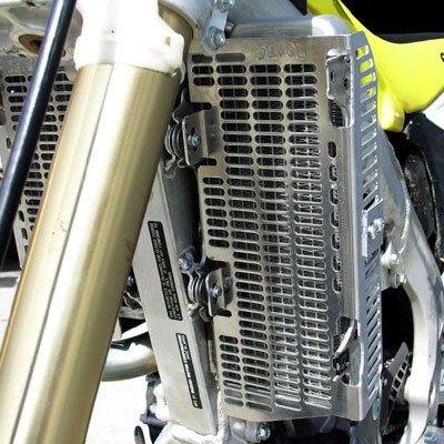02-04 HONDA CR250: DeVol Radiator Guards (2003 Cr250r Radiator compare prices)