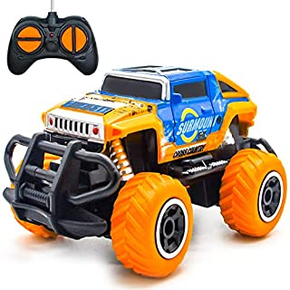 Mini Rc - Remote Control Truck Car for Kids Boys Girls 3 4 5 6 7 8 Year Gifts - 1:43 Scale