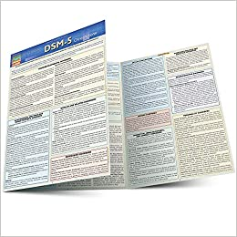 DSM-5 Overview (Quick Study Academic): Inc  BarCharts: 9781423222682