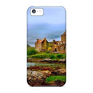 TYHde New Iphone 6 plus 5.5 Case Cover Casing(lake View Castle) ending