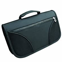 Teknmotion 120 Capacity CD/DVD Carry Case - Black