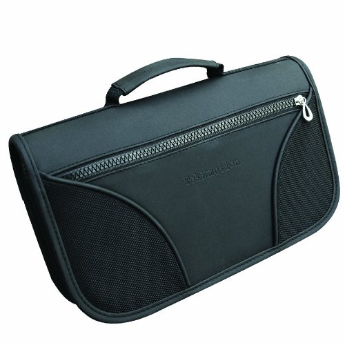 TekNmotion 120 Capacity CD/DVD Carry Case (Black) ()