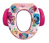 walmart cushion toilet seat Shimmer and Shine Nickelodeon Genie's Divine Soft Potty Seat