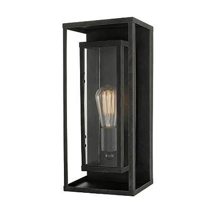 Amazon.com: Globe Electric 44209 Lámpara de pared para ...