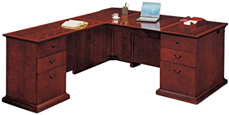 DMi Del Mar Executive L Shaped Desk   Right L Desk