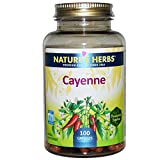 NATURE'S HERBS, Cayenne - 100 caps