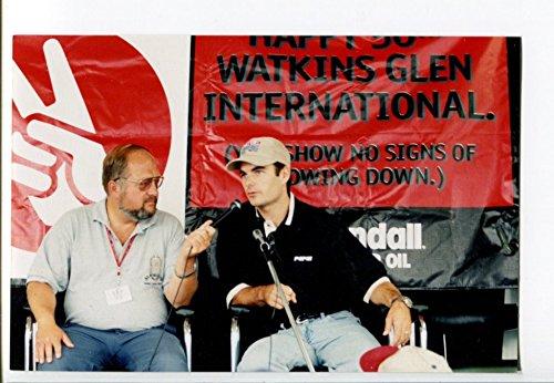(Jeff Gordon NASCAR Race Photo Watkins Glen Al Robinson 2001 4