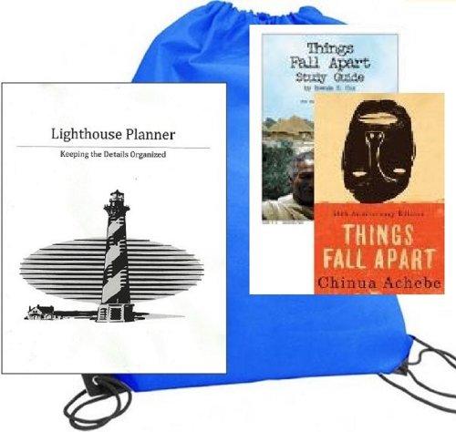 Things Fall Apart Progeny Press Homeschool Kit in a Bag