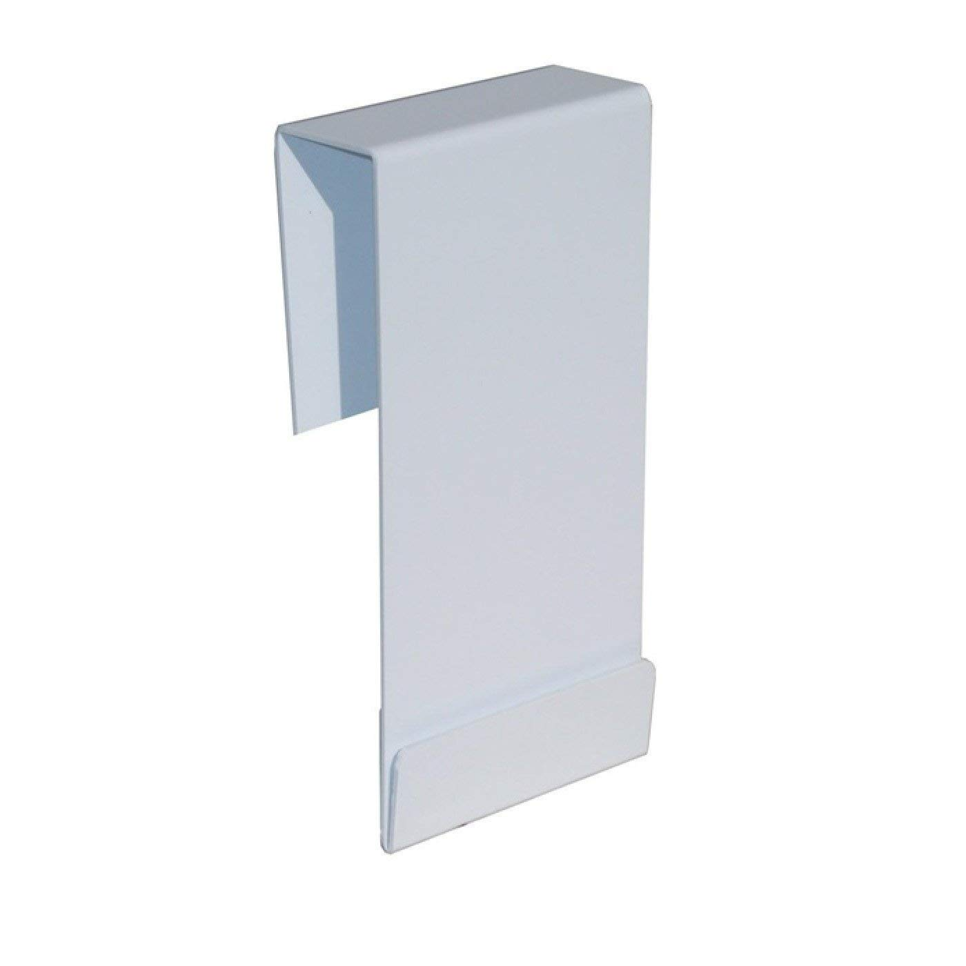 Omnimed 307001-2020 Over The Door Hanging Brackets for Cabinets, Isolation Stations & Much More! (2-Pack)