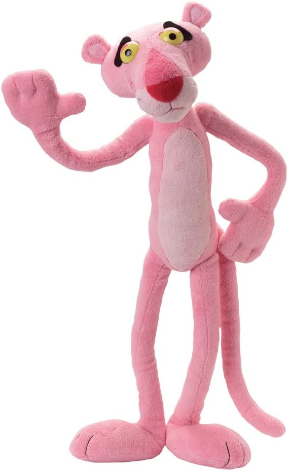 Jemini/ /Panther/ /Soft Toy/ /110/cm/ /022042/ /Pink