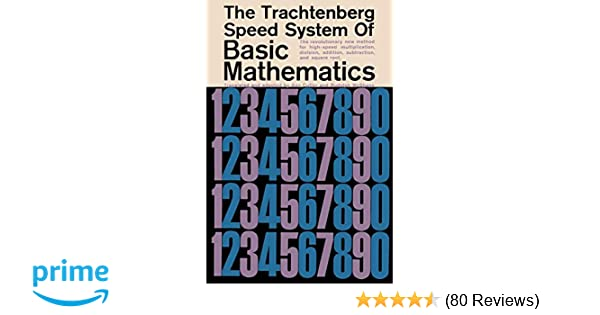 The Trachtenberg Speed System Of Basic Mathematics Pdf