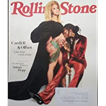 Rolling Stone Magazine (July, 2018) Cardi B & Offset Cover