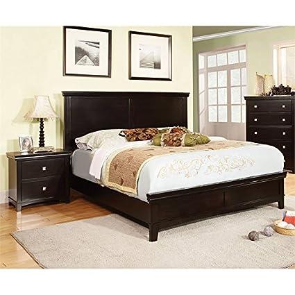 Amazon.com: Furniture of America Fanquite 2 Piece Queen ...
