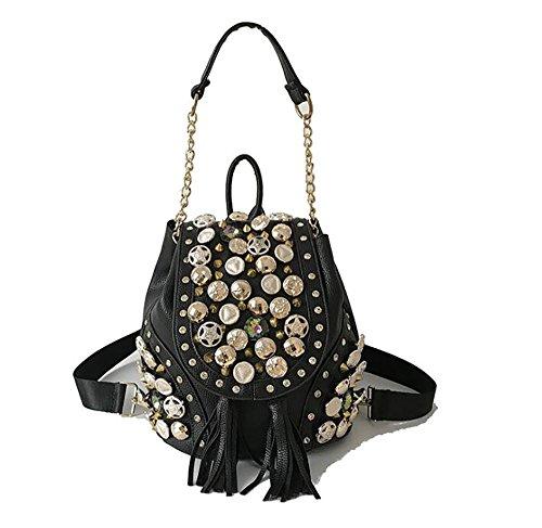de main sac multifonctionnel 22 Sac cuir à de en PU sac décontracté mode à souple femmes dos  EaEI6nqx4v