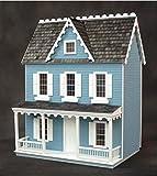 Dollhouse Miniature Vermont Farmhouse Jr. Dollhouse by RGT