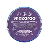 Snazaroo Classic Face Paint, 18ml, Purple