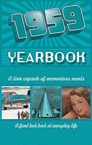 1959 Yearbook KardLet (YB1959) 60th Gift