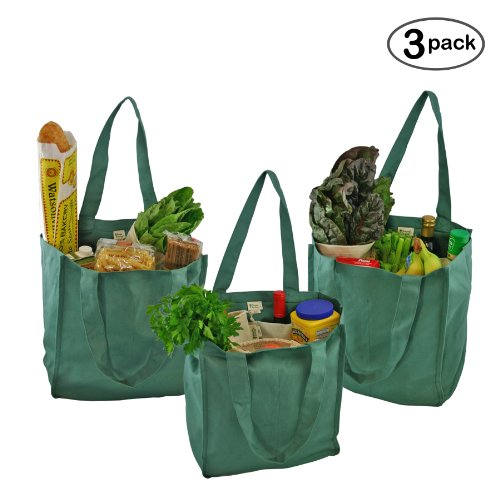 Green Bags For Groceries - 3