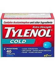 TYLENOL Extra Strength Cold eZ Tabs