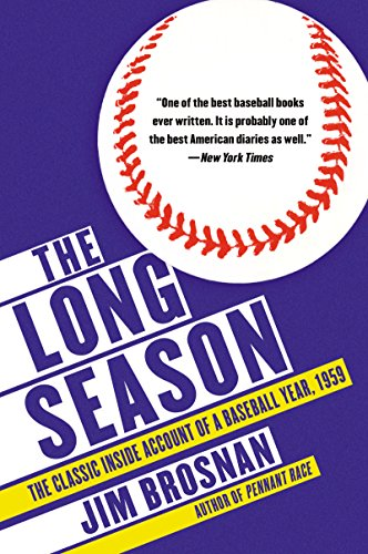 The Long Season by Jim Brosnan