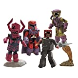 Action Figure 6-99788-17904-8 Marvel Minimates Zombie Villains Box Set by Diamond Select Toys