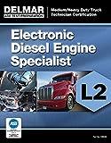 ASE Test Preparation Manual -  Electronic Diesel Engine Diagnosis Specialist (L2) (Ase Test Preparation: Medium/Heavy Duty Truck Technician Certification)