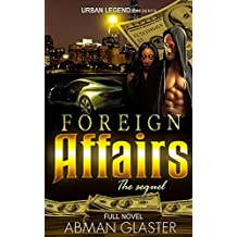 foreign affairs (English Edition)