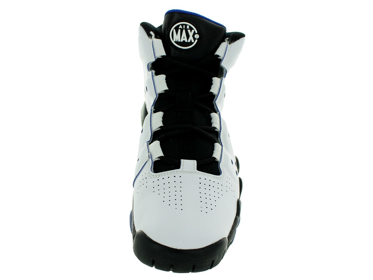 7efeb72459 Amazon.com: NIKE BOYS AIR MAX BARKLEY SNEAKER White - Footwear/Sneakers 6.5Y:  Everything Else