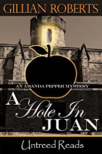 A Hole in Juan (An Amanda Pepper Mystery Book 13)