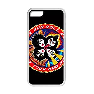 Rockband Kiss Phone Case for iPhone 5c