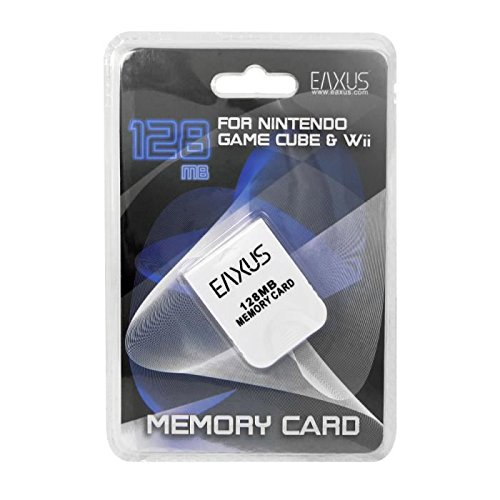 128 mb Memory Card for Gamecube/Wii