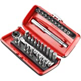 Facom R.PEJ31PG Screw Kit 31 Tools by Facom