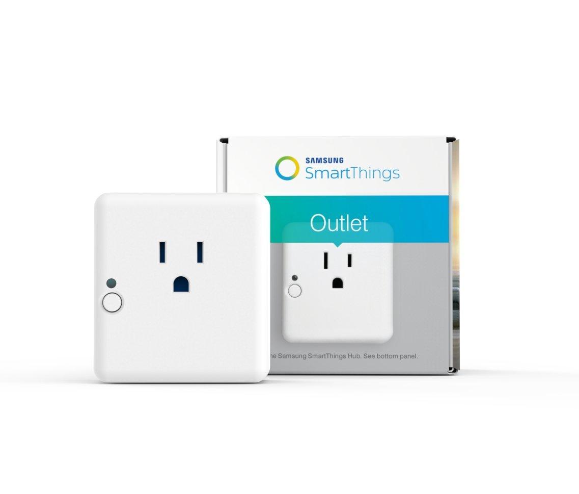 SmartThings Zigbee Outlet