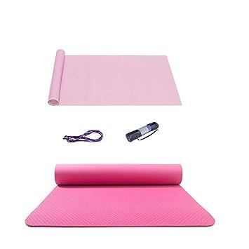 Bolsas para colchoneta Colchoneta de yoga 80 cm de ancho 6 ...