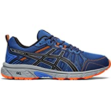 ASICS Men's Gel-Venture 7 Running Shoes, 13M, Electric Blue/Sheet Rock