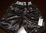 Roy Jones Jr Signed Autographed Boxing Trunks Witnessed #wp66166 – JSA Certified – Autographed Boxing Robes and Trunks