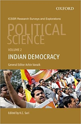 Political Science: Volume 2: Indian Democracy
