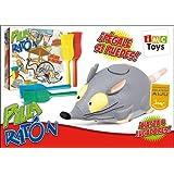Imc Toys - Juego Pilla Ratón Persiguelo Y Cazalo 43-7413