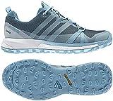 adidas outdoor Women's Terrex Agravic GTX Vapour Blue/Clear Aqua/White Athletic Shoe
