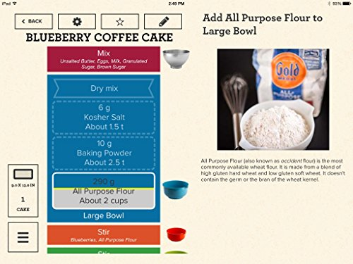 Wireless perfect bake pro smart kitchen scale and recipe for How much is the perfect bake pro