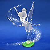 The Bradford Exchange Simply Sparkling Reflections Of Tinkerbell Figurine