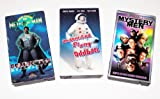 Sci-fi Video Collection #4: Meteor Man; Mystery Men; Unidentified Flying Oddball (3pk)
