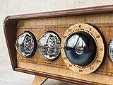 Handmade Nixie Tube Clock IN-4 - Vintage Retro