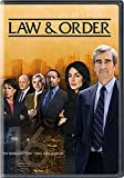 DVD : Law & Order: The Sixteenth Year