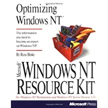 Optimizing Windows Nt (Microsoft Windows Nt Resource Kit for Windows Nt Workstation and Windows Nt Server Version 3.51) by Russ Blake (1995) Paperback