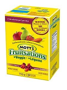 by Mott's Fruitsations(27)Buy new: CDN$ 7.69CDN$ 7.502 used & newfromCDN$ 7.50