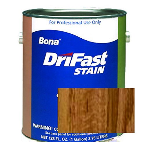 Golden Oak Hardwood Flooring (DriFast Stain Golden Oak (Gallon))