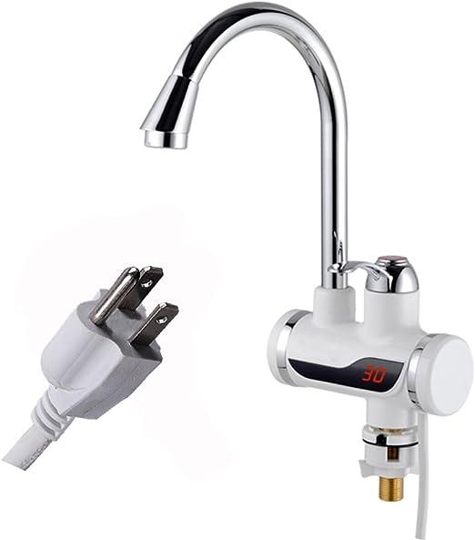 Amazon.com: A.B Crew Calentador de agua de 110 voltios, sin ...