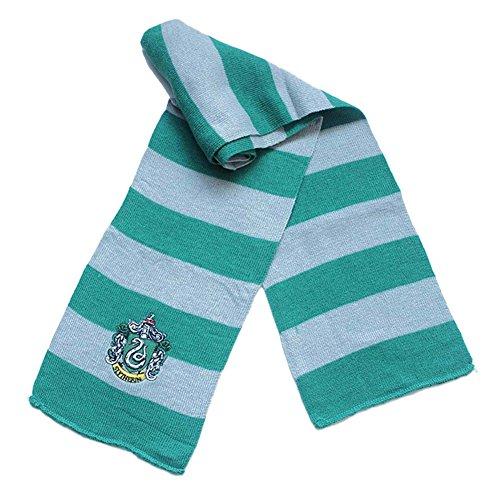 Harry Potter Slytherin House Knit Scarf