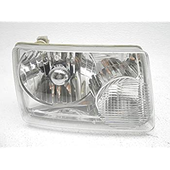 Amazon.com: Genuine Ford 1L5Z-13008-AA Headlamp Assembly ...